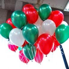 헬륨풍선-크리스마스