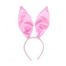 섹시바니머리띠(핑크)