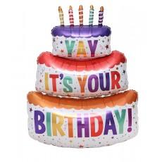 딜리버리팩 초대형 생일케익 1.2m