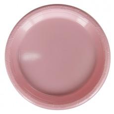 파티접시10개입(중) 핑크