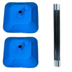 풍선아치세트(손잡이물통)
