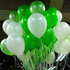 헬륨풍선-그린톤
