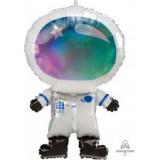 우주비행사 홀로그래팩 슈퍼쉐입